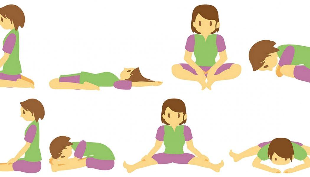 Illustration des exercices du makko-ho