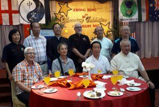 Photographie avec Fong Sutton, Ming Thong Ong et Nigel Sutton