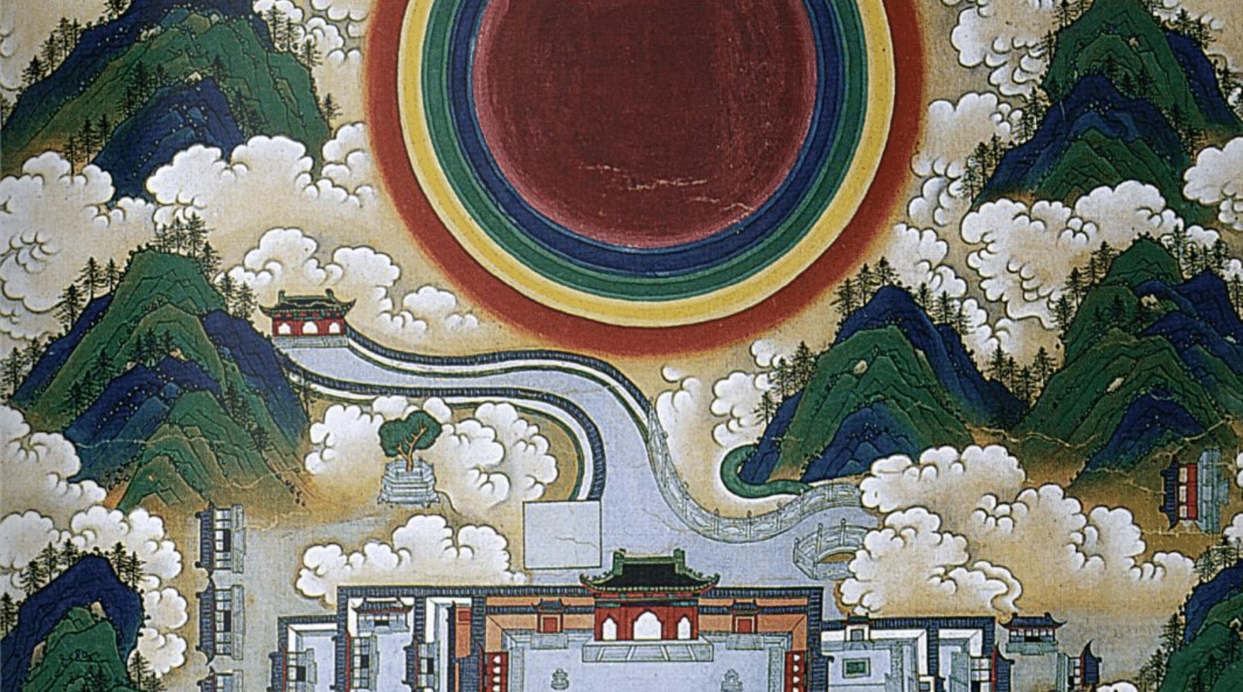 Approche de la sagesse taoïste