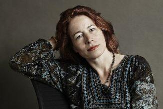 Portrait d'Anne Dufourmantelle par Roberto Frankenberg