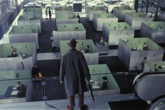 Image du film Playtime de Jacques Tati, 1967