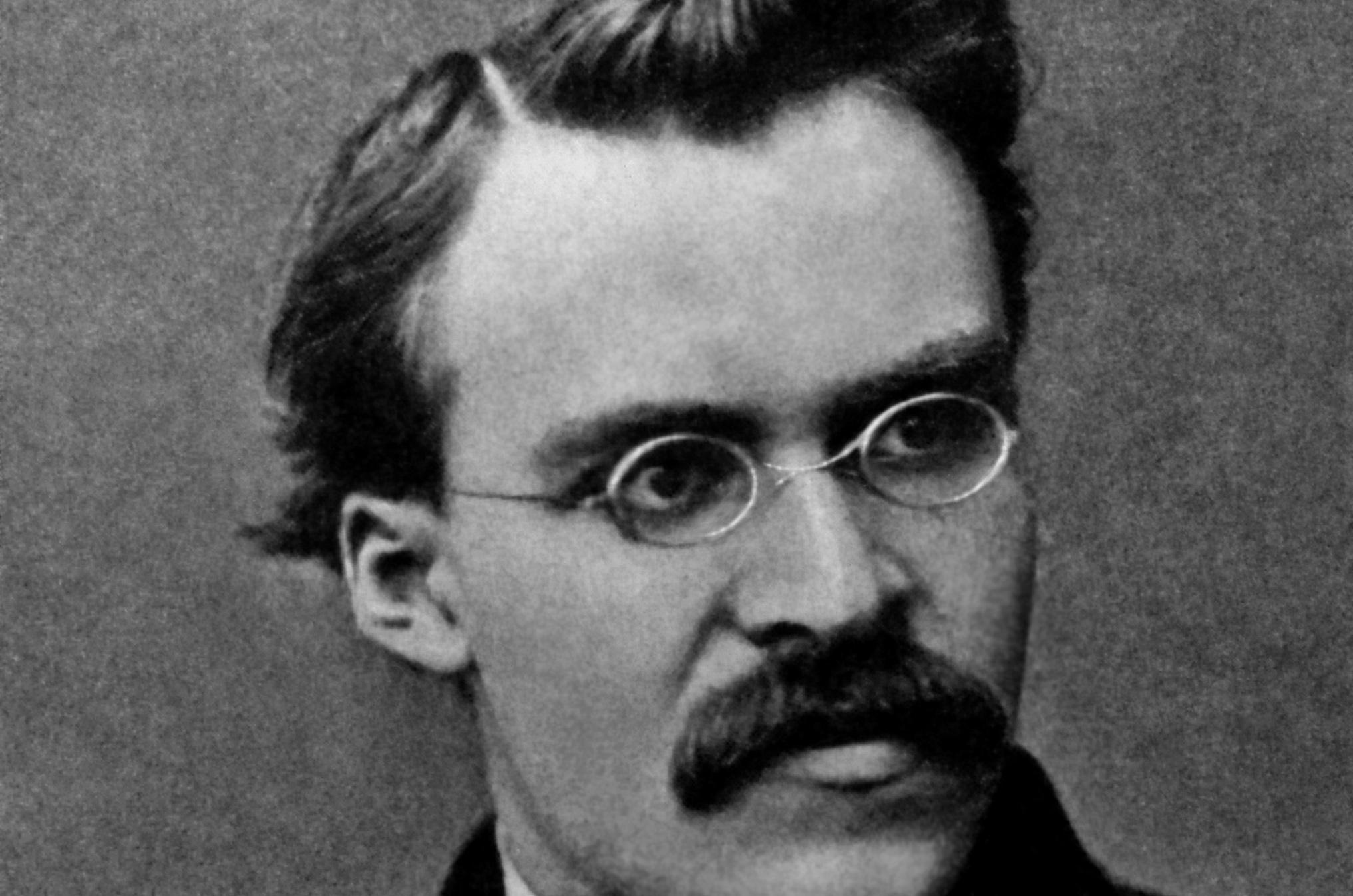 Portrait de Nietzsche