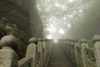 Wudang Shan, photographie de Tauno Tõhk
