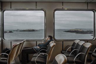 À la fin du jour, photographie de Laetitia Vançon