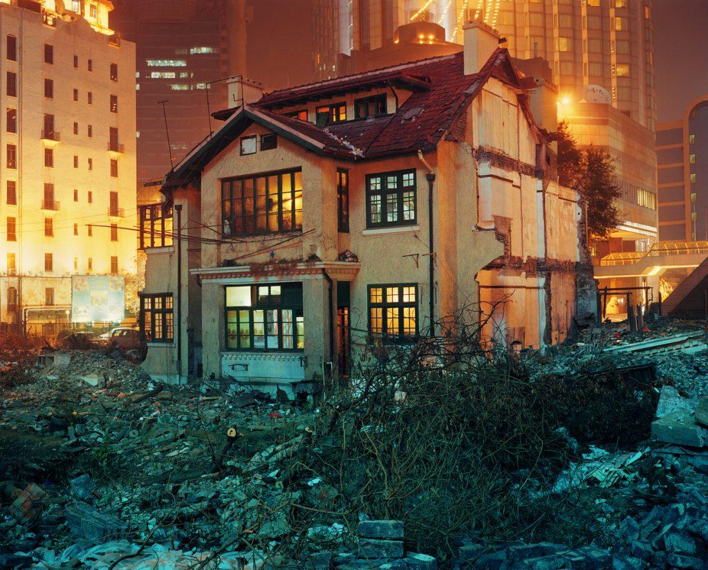 Phantom Shanghai, Greg Girard