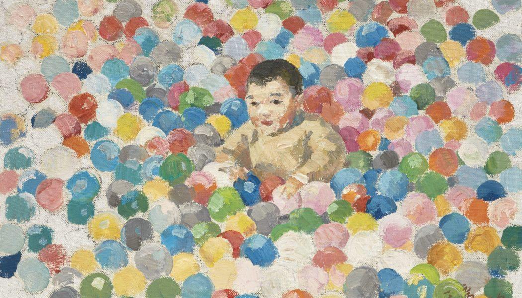 Sans titre, huile sur toile, 2006, Wang Yin