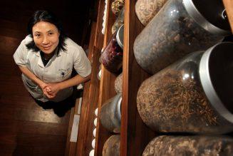 Portrait de Xiaolan Zhao
