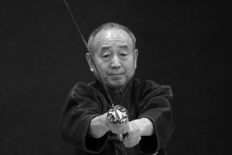 Chihiro Kishimoto - Iaido hanshi huitième dan