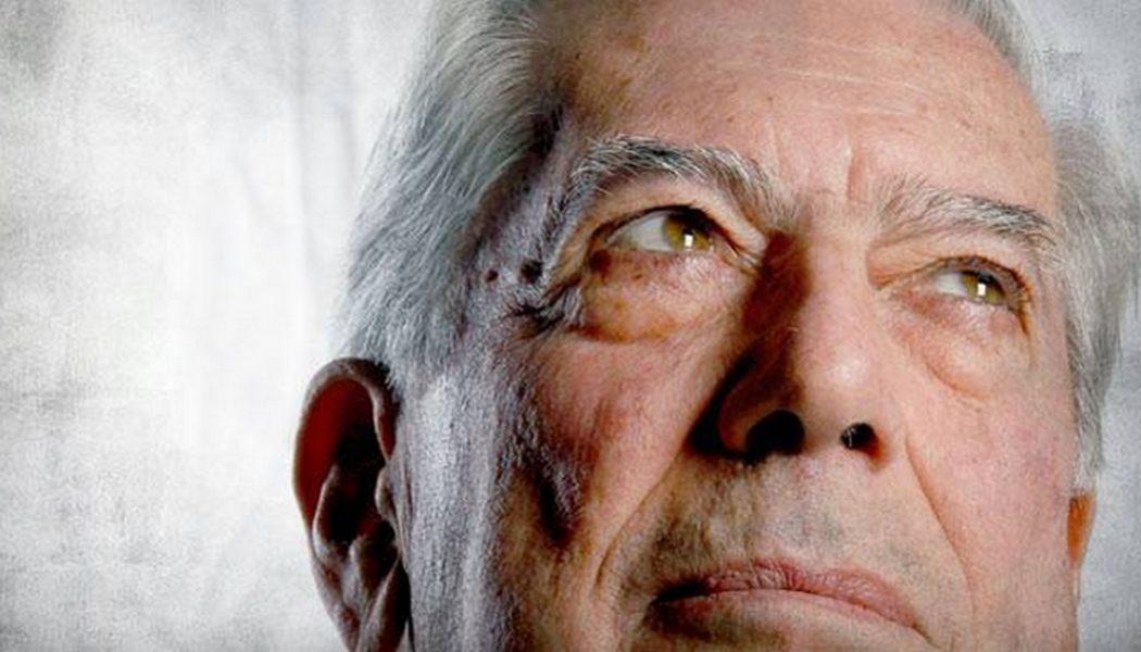 Portrait de Mario Vargas Llosa