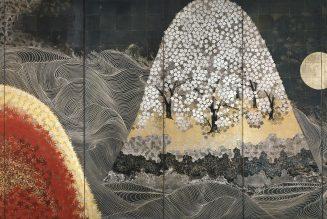 Ondes de printemps et d'automne, 1966, Matazo Kayama