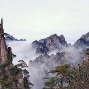 Xishan Grand Canyon de Huangshan