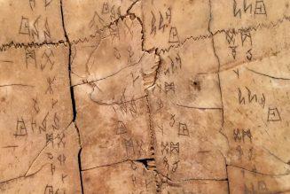 Point os oraculaire, Musée Guimet