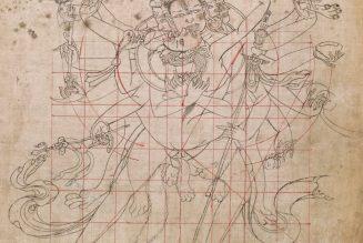 Livre tibétain des proportions