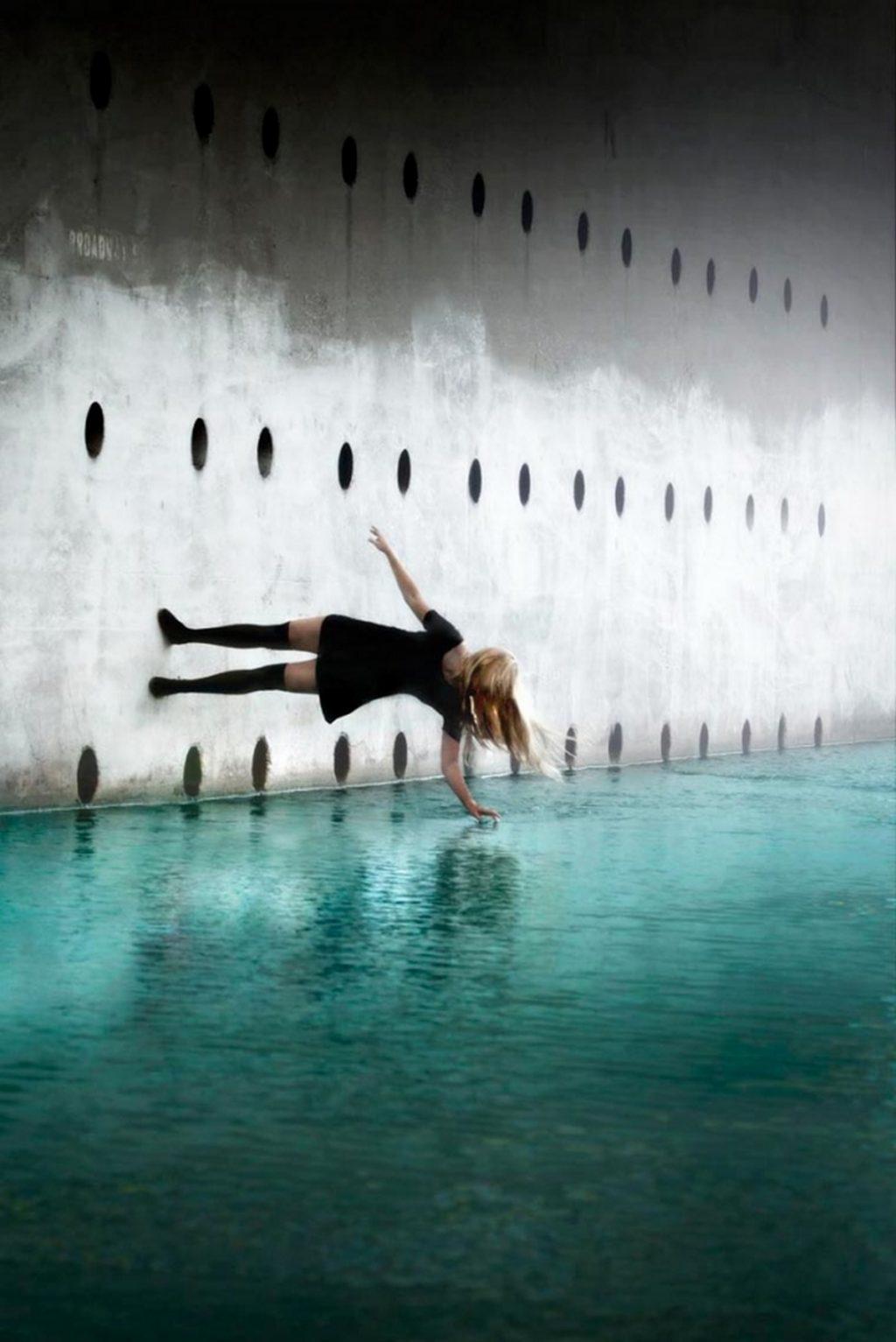 Mike Dempsey défie la gravité dans ses photographies aériennes