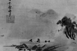Les pêcheurs, Sesshu