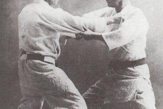 Jigoro Kano et Kyuzo Mifune