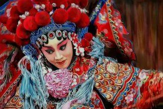 Personnage de l'Opéra chinois