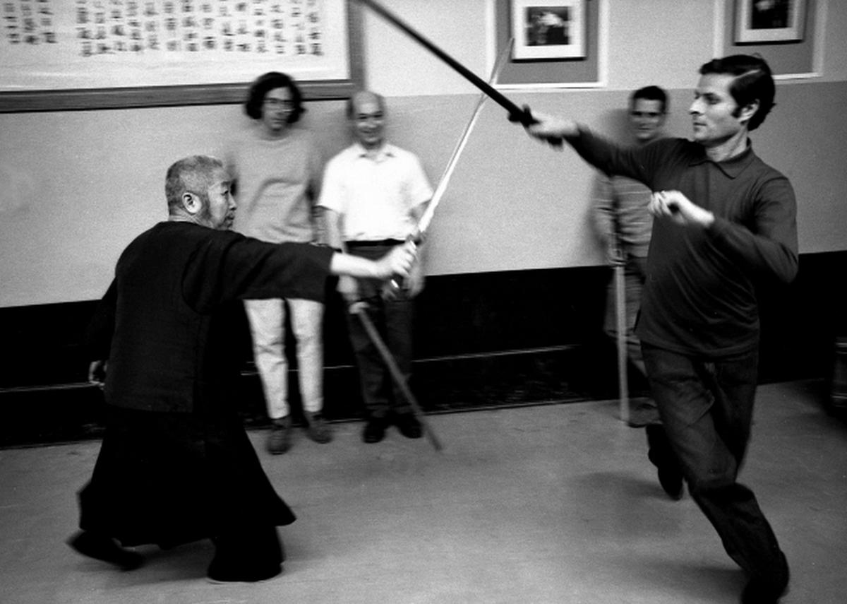 L'épée du taijiquan