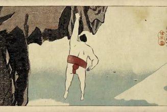 Sumo - Jeux Olympiques de Tokyo