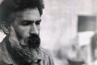 Portrait de Constantin Brancusi