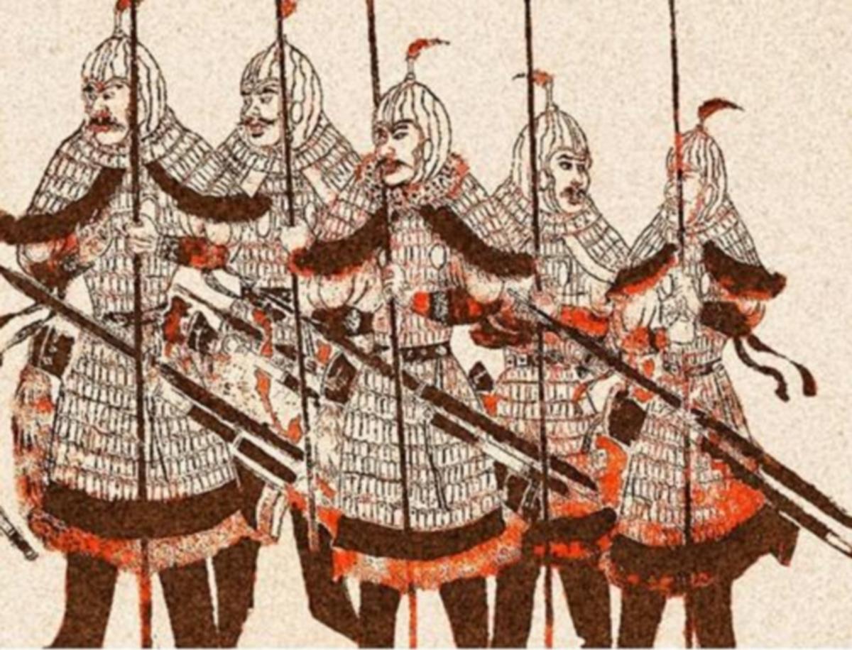 L'épée Tang
