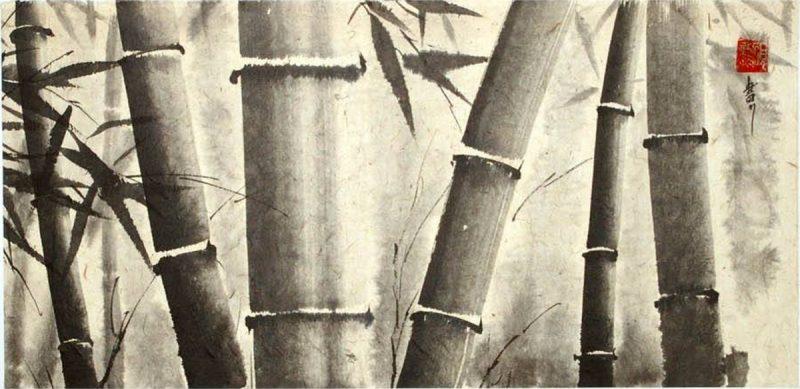 Dans la forêt de bambous, Jean-Marc Moschetti